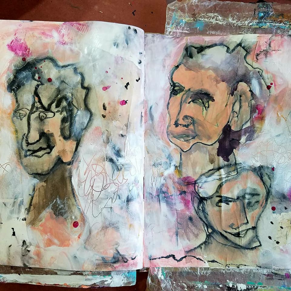 ANCESTORS W/Erin Faith Allen - Student Work