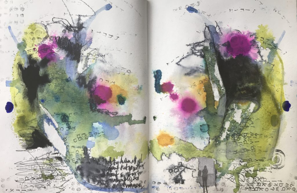 """Changes In Perspective"" Art Journaling with Susie Zolghadri"