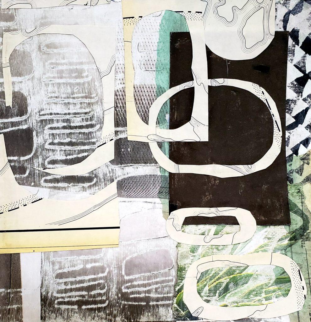 Student Work - Crystal Neubauer's Wax Paper Scissors Intensive