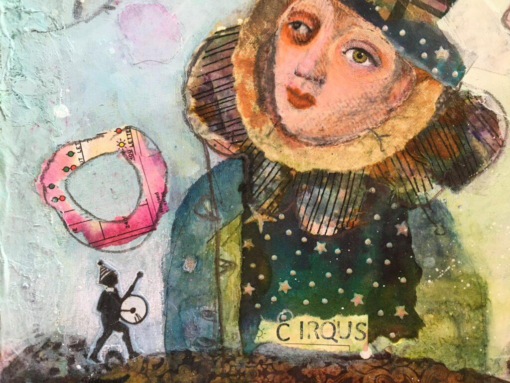 CIRQUS w/Lindy Trenholm